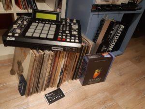 the beatyard, dj, middelburg, kaffee 't hof, dj vindictiv, scratch dj, middelburg, vinyl
