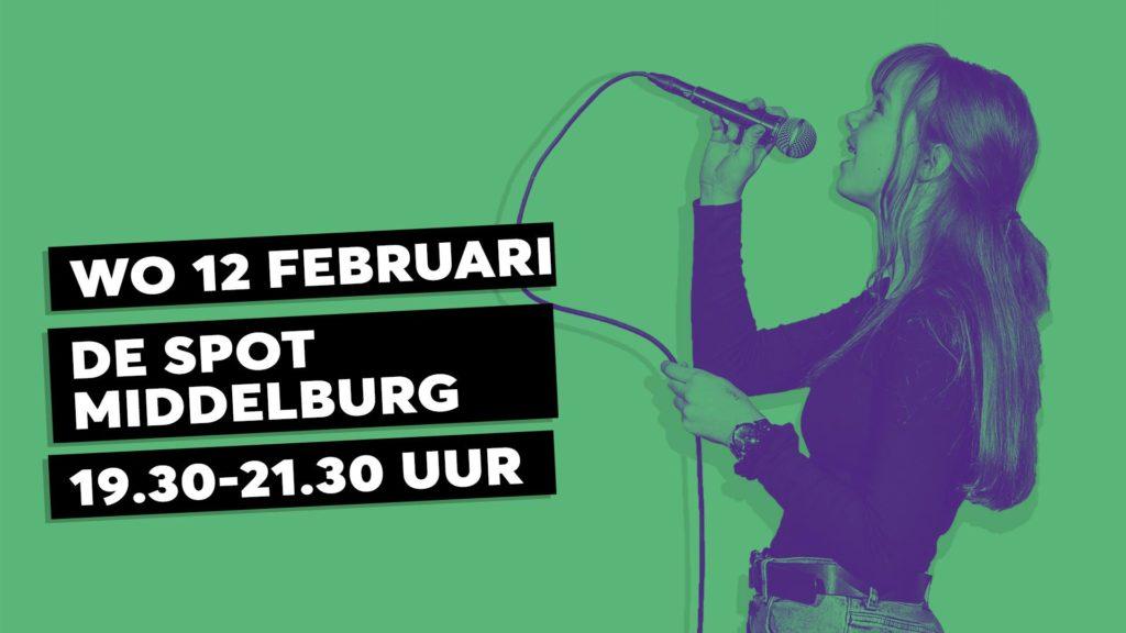 Popaanzee, kickstart, DJ Vindictiv, Mick van Liere, Zeeland, talentontwikkeling, De Spot, Middelburg
