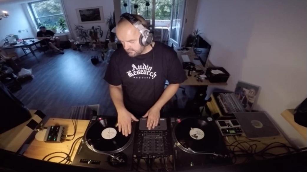 DJ Vindictiv, Zeeland DJ Collective, DJ, Worshop, Scratch, music
