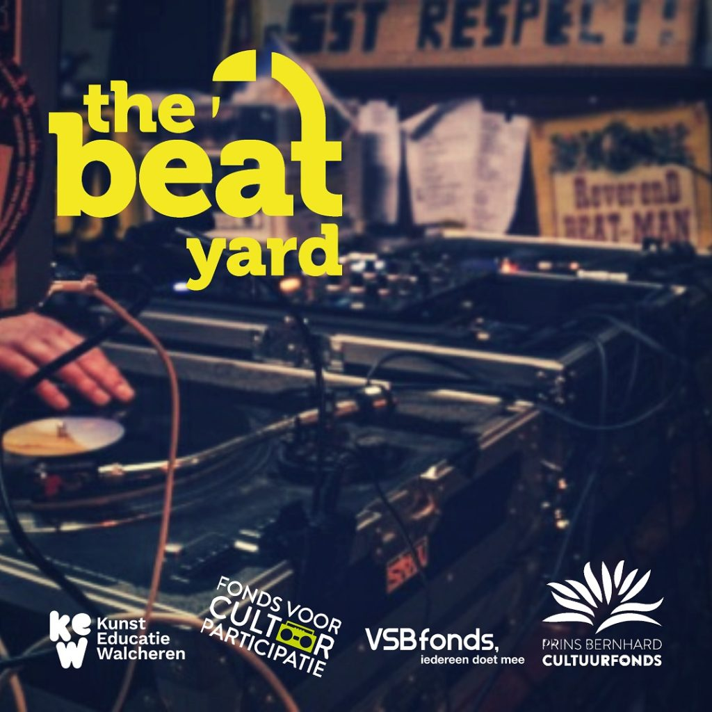 The Beatyard, DJ Vindictiv, DJ TO-WA, Rebl One, Zeeland Hip Hop