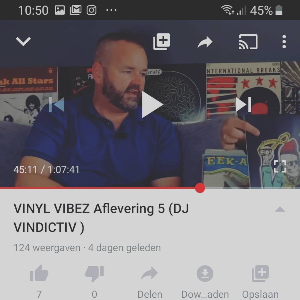 DJ Vindictiv, Vinyl Vibez, DJ, Workshops, Scratch DJ, Zeeland, Nederland, YouTube